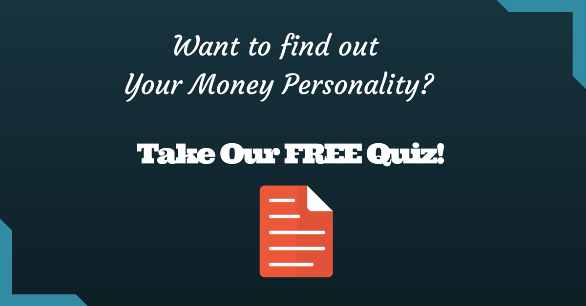 Money Personality test CTA